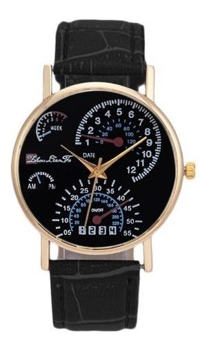 Relógio De Pulso Dos Homens De Luxo 4 Cor Venda Quente