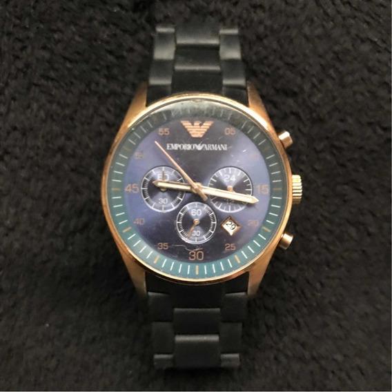 Relógio Emporio Armani Ar-5921 Original Importado