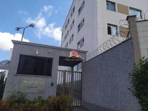 Apartamento Bairro Diamante 2 Quartos - 2571