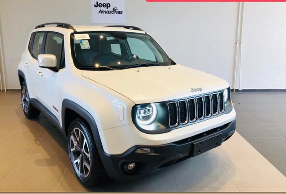 Jeep Renegade 1.8 Longitude (aut) 2019/2020