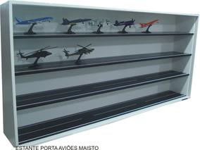 Estante Expositor Porta Aviões Maisto Marujoestantes 10% Off