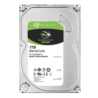 Disco Rigido Seagate Barracuda 1tb 64mb 7200rpm Sata 3