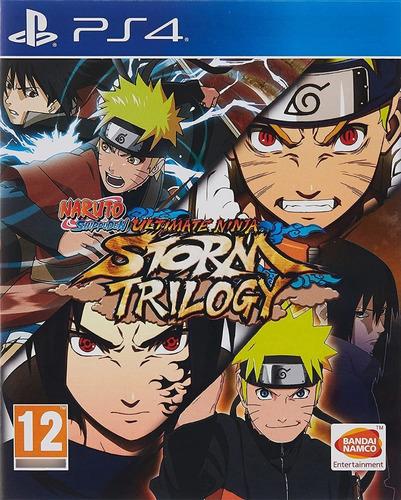 Imagen 1 de 3 de Naruto Shippuden Ninja Storm Trilogy  Fisico- Mipowerdestiny
