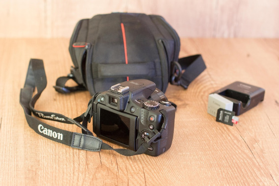 Câmera Canon Sx 50 Hs