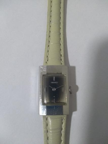 Relógio Seiko Á Corda Feminino