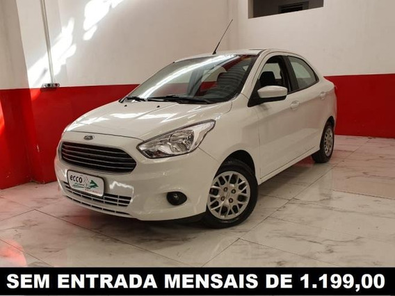 Ford Ka+ Ka+ Sedan 1.5 Se/se Plus 16v Flex 4p Flex Manual