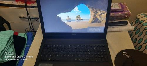 Notebook  Dell - I3 8a Geração
