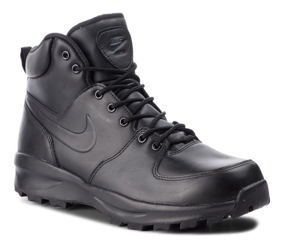 Bota Nike Manoa Leather Negro 454350 003