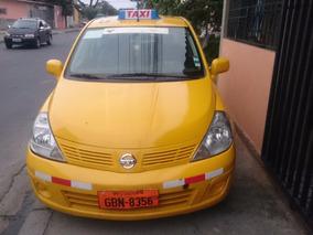 Nissan Tiida 2015 1.6 Taxi