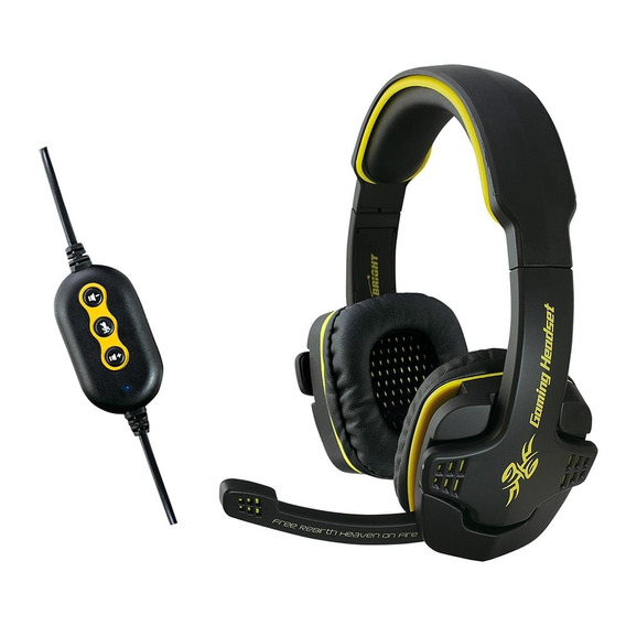 Headset Gamer Sorround 7.1 Usb Em Melhor Preço Loi Brasil