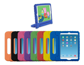 Capa Case Infantil iPad Mini 2 3 4 Alça Resistente Dobrável