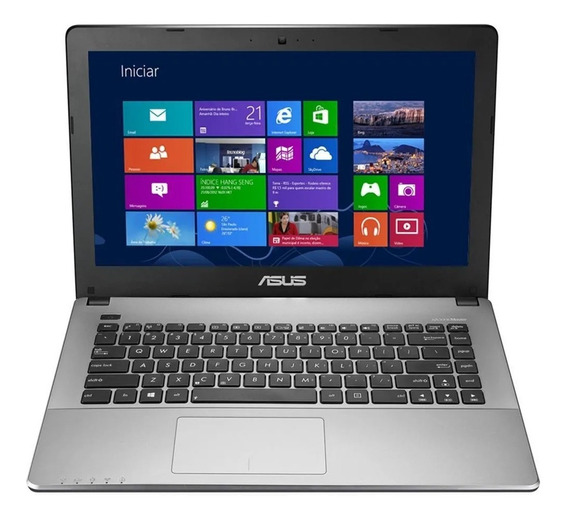 Notebook Asus X450c I3 2375m 4gb Ram 500gb Promoçao !!!