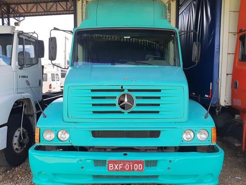 Mercedes-benz L1218 6x2 Saider