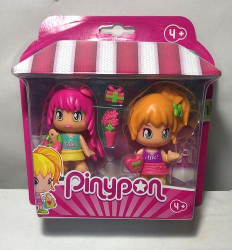 Imagen 1 de 5 de Pinypon Amigas De Shopping Blister X2 Envio Gratis Caba