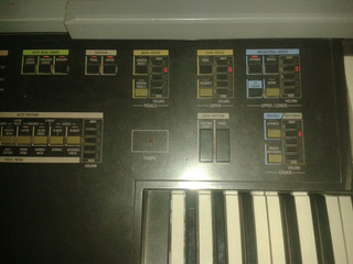 Organo Yamaha De Mueble