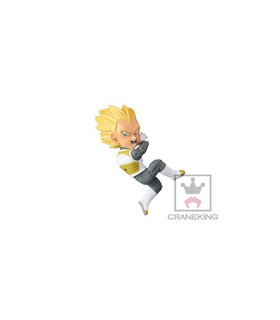 Vegeta Ss 020 Vol.4 Wcf Dragon Ball Super Gastovic