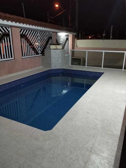 Casa C Piscina Em Peruíbe 200m Praia Indisponivel Natal/reve