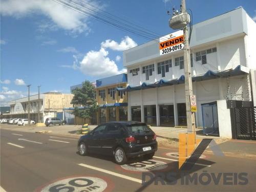 Comercial Galpão / Barracão - Ba50-v