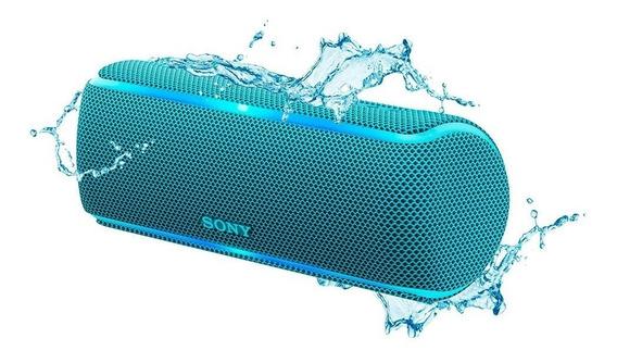 Caixa Som Sony Srs-xb21 Bluetooth Auxiliar Com Microfone