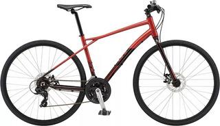 Bicicleta Urbana Paseo Gt Traffic 2.1 R28 Disco 21 V.- Racer