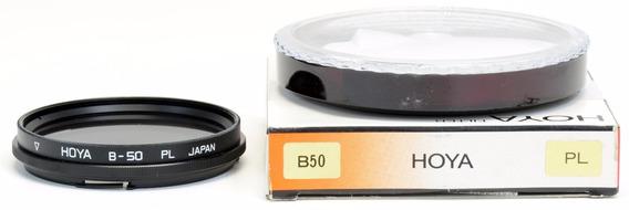 Filtro Para Hasselblad Hoya B50 Pl Polarizador