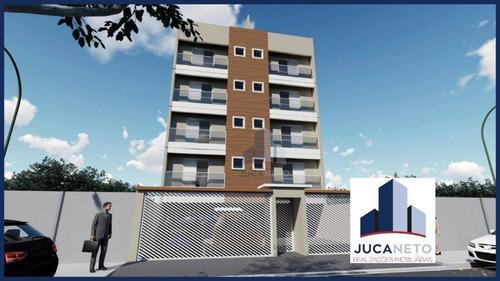 Cobertura Com 2 Dormitórios À Venda, 116 M² Por R$ 350.000,00 - Vila Assis Brasil - Mauá/sp - Co0106