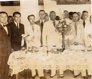 Antiguidade Amazonas: Álvaro Botelho Maia Governador C. 1950