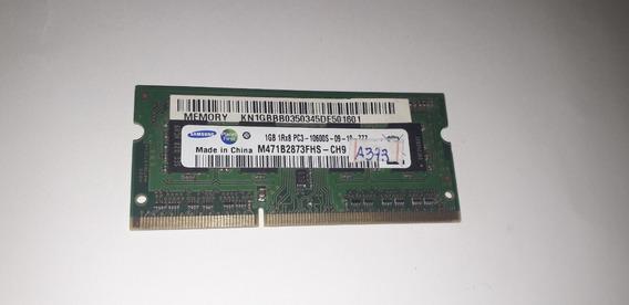 Memória Notebook Ddr3 Kn1gb M471b2873fhs 1 Gb Original A373