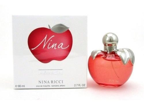 Les Belles De Nina Ricci 80 Ml - Sellado Fabrica