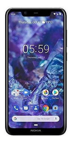 Nokia 5.1 Plus - Android 9.0 Pie - 32 Gb - Cámara Dual - Tel