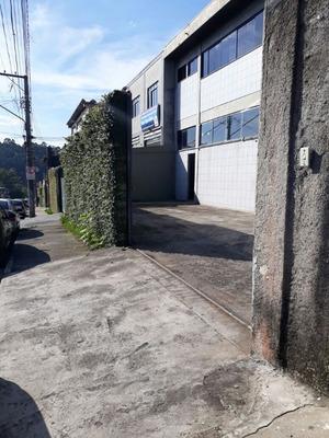 Comercial Para Aluguel, 0 Dormitórios, Núcleo Residencial Isabela - Taboão Da Serra - 1454