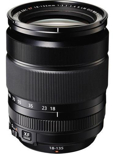 Fujifilm Xf 18-135mm F/3.5-5.6 R Lm Ois Wr - Lj. Platinum