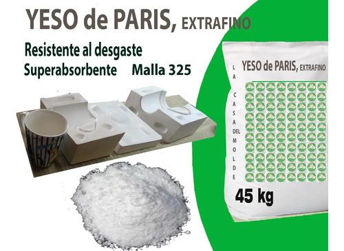 Imagen 1 de 3 de Yeso De Paris, Extrafino