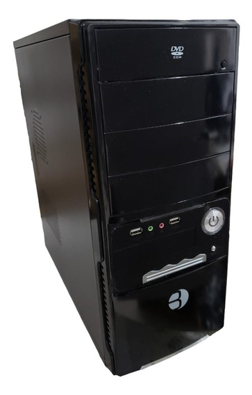 Pc Cpu Core I3 3240 3.2g 4gb Ram Ssd 120gb Monitor 18,5