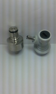 Carbonatador + Conector Ball Lock - Co2