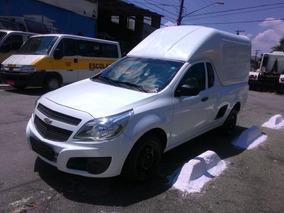 Chevrolet Montana 1.4 Ls Combo Refrigerada 2015 C/ Serviço