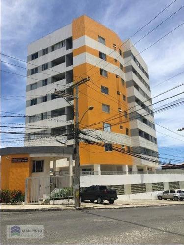 Apartamento À Venda, 74 M² Por R$ 290.000,00 - Armação - Salvador/ba - Ap0919