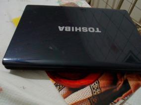 Notebook Toshiba Satellite L305d-s5934 Para Tirar Peças