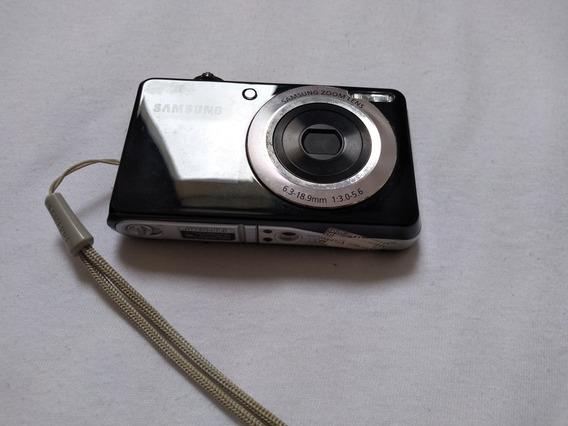 Câmera Digital Samsung Pl100 Com Camera Frontal