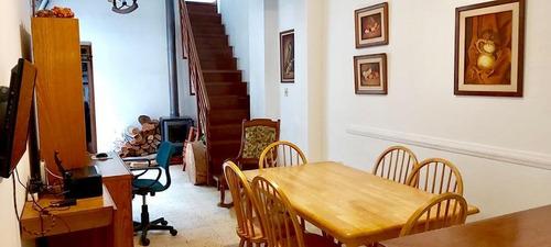 Casa En Venta 4 Dormitorios Parque Rodó Con Patio Y Terraza