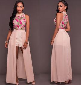 Vestido Longo Moda Short Renda De Luxo Feminino Frete Gratis