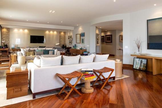 Apartamento Em Panamby, São Paulo/sp De 608m² 4 Quartos Para Locação R$ 46.000,00/mes - Ap192334