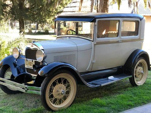 Ford A Tudor, Modelo 1929