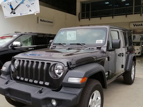 Jeep Wrangler Unlimited Sports