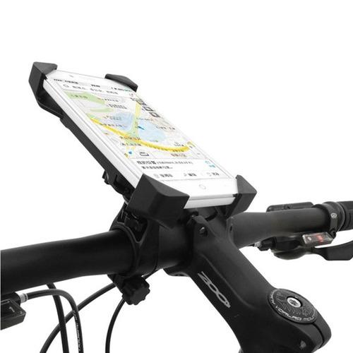 Suporte Guidão Universal  Bike Motos Gps Celular Trilha