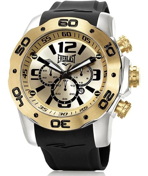 Relógio Everlast Esportivo Masculino E552 Cronógrafo