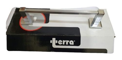 Toallero Barral 300 Mm Bronce Acerado Terra 18305 Cubic