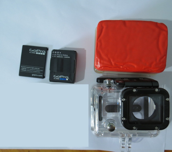 Case Original Flutuante Gopro Hero 3 3+ 4 Black Wifi Touch