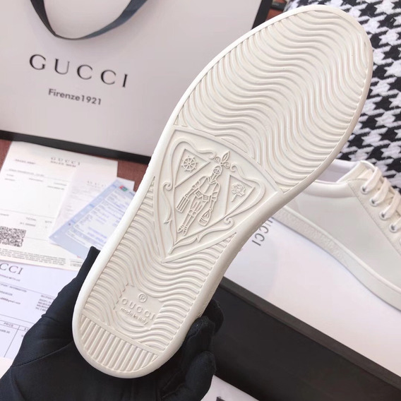 Tênis Gucci Ace 45