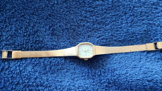 Relógio Feminino Orient Xd Dourado **sem Bateria**